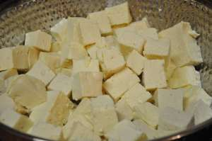 tofu for mapo tofu