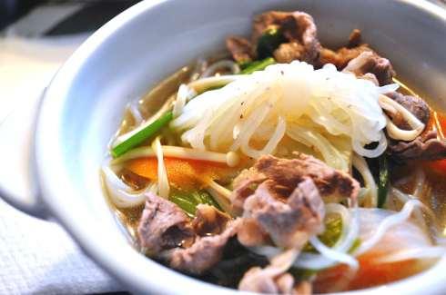 Korean Style Shabu Shabu